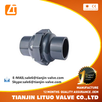 high quality non return valve pvc manufactures in China