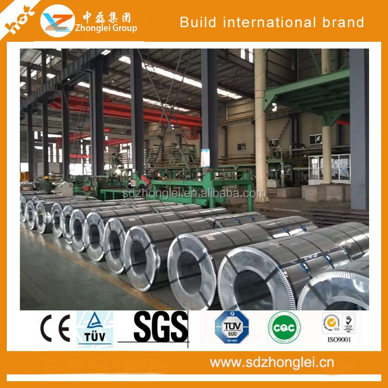 Galvalume steel coil/galvalume roofing sheet/the price of aluminum zinc alloy plating metal roofing