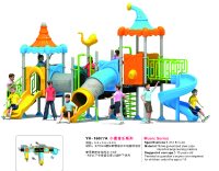 2016 latest cheap indoor outdoor playground equipment