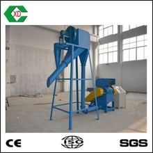 Xinda CSJ-C Rubber Coarse Crusher fiber separator tyre recycling machine