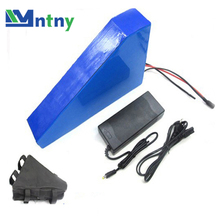 CNNTNY Electric Bicycle Battery 48V 30ah Lithium Battery 48v 1000w Triangle Electric Bike Battery