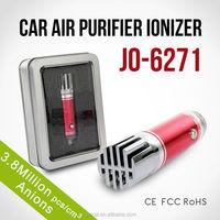 JO-6271 Mini Ozone Anion Air Purifier (removing smoke within 10seconds)