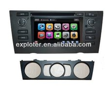 car DVD player for manual air condition:BMW E90 3 Series: (2005--2012) Saloon BMW E91 3 Series: (2005--2012) Touring