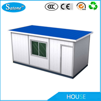 Easy assemable prefabricated container house shipping 20ft 40ft