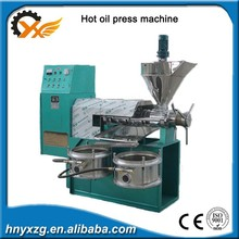 Different type 2017 Widely application hydraulic pressure edible blended oil expeller,lemongrass edible oil expeller,mini oil mi