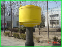 Navigation power generating buoy