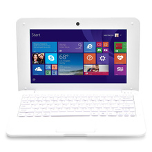Wholesale High quality 10 inch laptop Win10 mini laptop super slim second hand laptop