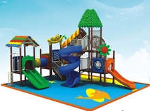 innovative jungle design adventure fantastic backyard playground slides