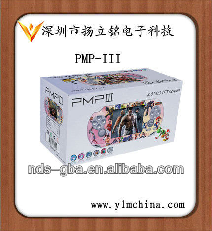 Popular 3.0 inch HD screen MP5 game player