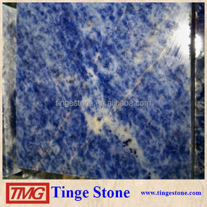 Luxury Sodalite Blue Granite Tile For Wall, floor, counter top.