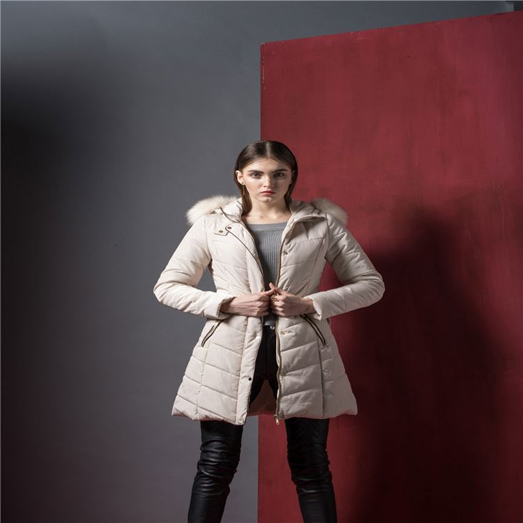 Hot Selling superior quality winter girl's dust coat on sale