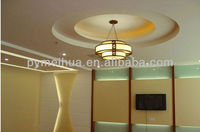 9mm paper faced gypsum drywall for ceiling or partition