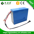 Rechargeable 30Ah 11.1V 18650 Li-ion Battery For Integrated Street Light