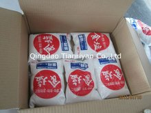 China exporting salt factory food grade refined salt