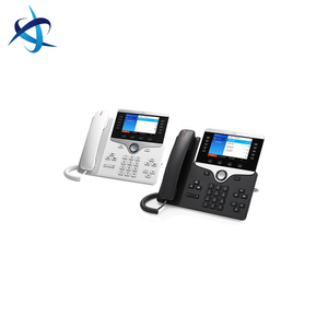 CP-8851-K9 LCD Color Display Conference ip Phone