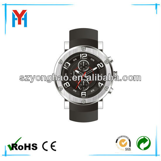 New Coming Promotional Watches Silicone For Man