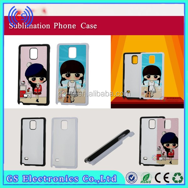 Wholesale Heat Transfer 3D Blank Sublimation Cell Phone Case For Painting