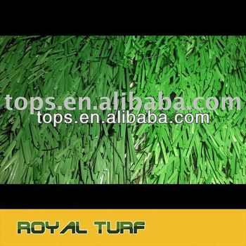 3rd generation Oval Shape Aritficial Grass for Football or soccer