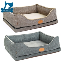 Wholesale Quality-Assured High Quality Indoor New Design memory foam wholesale dog bed