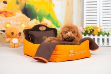 Popular Fine pet products cosy dog beds