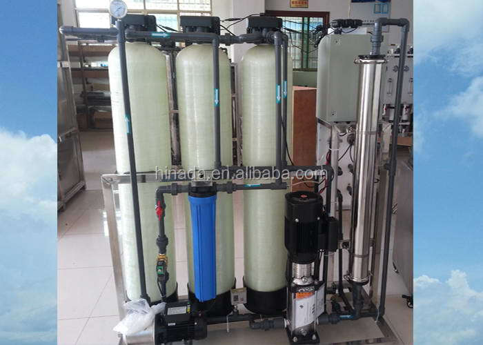 Bottom price high quality ro well water purification system
