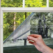 Protective window films enhance security protection against bomb blasts or explosions
