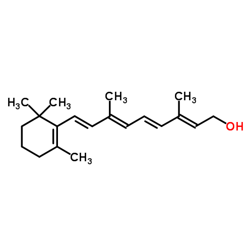 Vitamin A CAS No.68-26-8 Pharmaceutical Ingredient