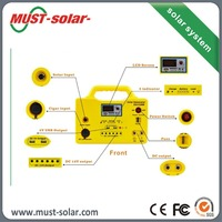 <Must Solar>Solar home lighting kits 20watts portable home solar power system for solar generator price