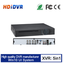 Factory Price 4ch 5 In 1 Xvr Video Recorders Dvr With 1080n Ahd Cvi Tvi Amera 960h Analog 1080p Ip Camera P2p Freeip Pro Onvif
