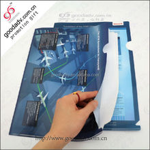 Wholesale office and school supplies a4 promotional folder
