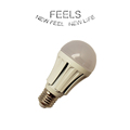 super bright led bulb 10W a60