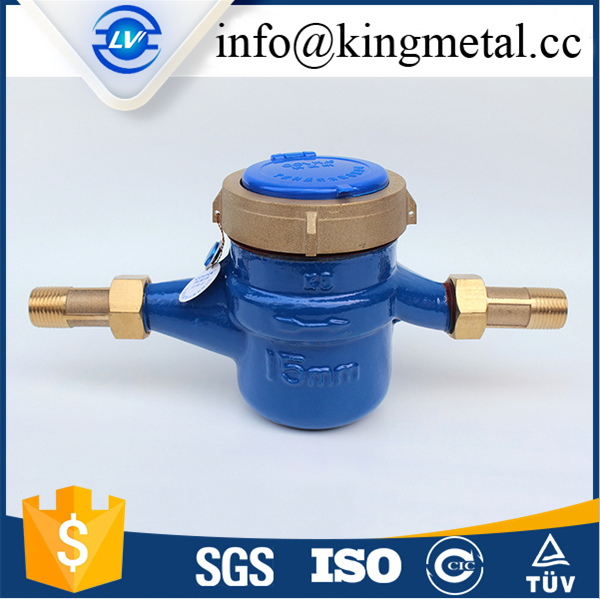 wholesale multi jet dry type class B water flow meters
