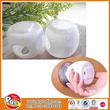 decorative door knob covers/ soft door knob covers