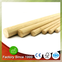 Bamboo wood dowel