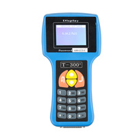 2015.2V Newest Version T300 Key Programmer Spanish Blue V2015.2 Full Package