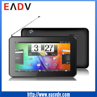Cheap price 7inch MTK8312 dual core 3G sim phone tablette android tv