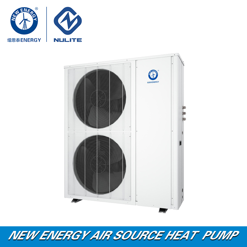 China Guangzhou Inverter Heatpump 10KW 20KW 30KW 40KW Air Heating Pomp Inverter Heat Pump