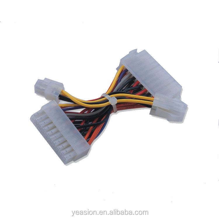 factory supply 16 pin power wire harness OEM custom