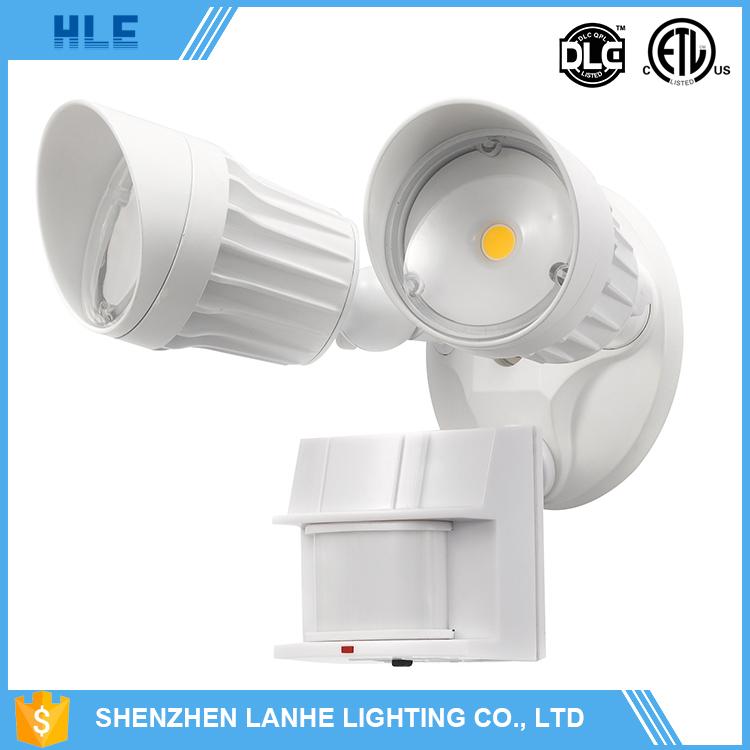 Aluminum Housing 2x10w Outdoor Led Security