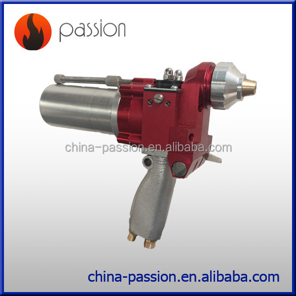 zinc coating machine PF-1A wire flame spray gun oxygen and acetylene gun electric wire spray machine thermal spray machine