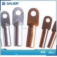 High quality type DT-16 copper connecting terminal end(oil-plugging)