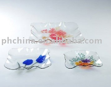 Fashionable Acrylic Dishes,Acrylic Tray,Acrylic Plate