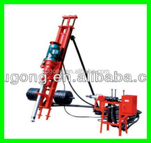 Rock drill machine KQY90 Hydraulic & Pneumatic air track drill for stone bore hole