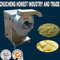 Twisted spiral Industrial Commercial Manual Potato Chips Cutter