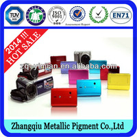 China metallic pigments manufacture!!! mobile phones Imitating electroplating aluminum paste ZQ-7092