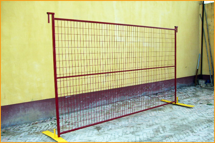 High quality construction garden protecter wire mesh standard Australia temporary fence