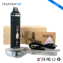 Newest design best dry herb vaporizer titan 2 Hebe vape pens oil and wax