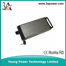 48v 12ah li-ion battery pack with charger and bms ebike battery