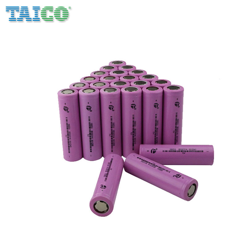 CJ 18650 Battery 2600mAh 3.6V-3.7V Li-ion Rechargeable Battery