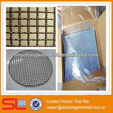 Stainless steel & Galvanized barbecue grill wire mesh